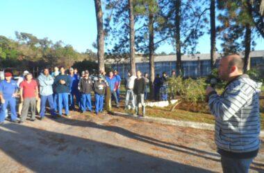 Trabalhadores da Trofal L. continuam em greve