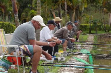Lago Grande recebe meia tonelada de peixe para reabertura no dia 5 de setembro