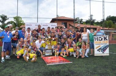 Tubarão e ADC Sifco são os campeões do society 2015