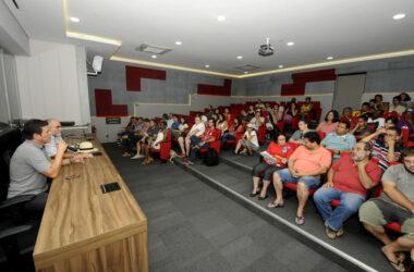 Coletivos debatem sobre pontos de cultura e políticas públicas