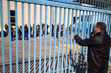 Trabalhadores da EBF ficam em greve por três dias