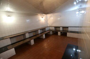 Dia 15/07 tem exame médico no Clube: nesse inverno, aproveite a sauna!