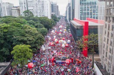 Milhares vão às ruas, em todo País, contra a reforma da previdência