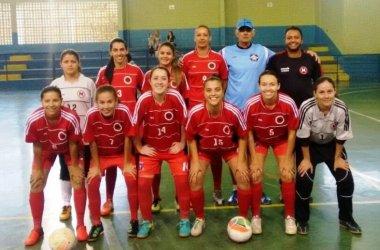 Equipe do Sindicato enfrenta Cajamar na final da 1ª Copa Cajamar de Futsal Feminino