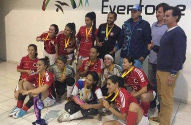 Equipe do Sindicato é campeã da 1ª Copa Cajamar de Futsal Feminino