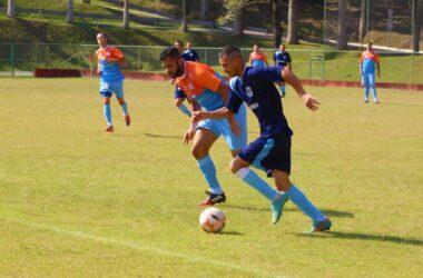 Campeonato de Futebol: segunda rodada de muitos gols