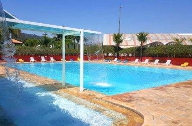 Parque aquático do Clube de Campo reabre neste final de semana