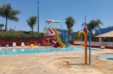 Parque aquático do Clube de Campo reabre no dia 15 de setembro