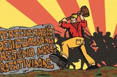 NA LUTA POR DIREITOS E SALÁRIO: nova Assembleia Geral da Campanha Salarial 2017