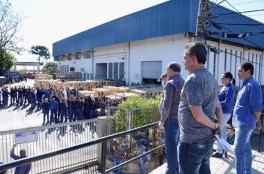 KSB Bombas: trabalhadores terão sábado livre nos feriados prolongados