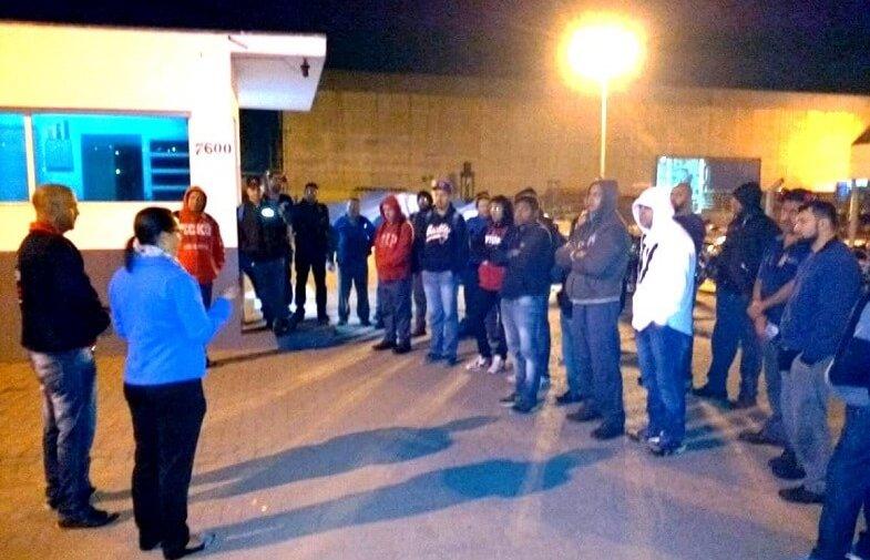 Trabalhadores da Mat reivindicam PLR e melhorias na cesta básica