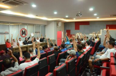 Assembleia Geral: pauta de reivindicações é aprovada pelos metalúrgicos