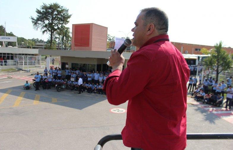 Negociação Coletiva: Sindicato marca presença nas empresas Joyson e Proturbo