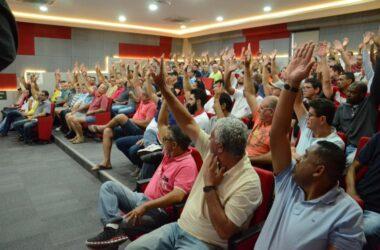 Assembleia Geral: proposta sindical garante proteção dos direitos e aumento real