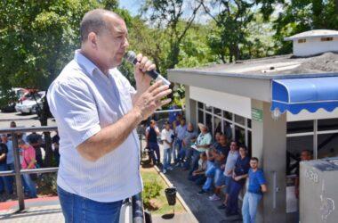 KSB Várzea Paulista: sindicalistas abordam PLR e Negociação Coletiva