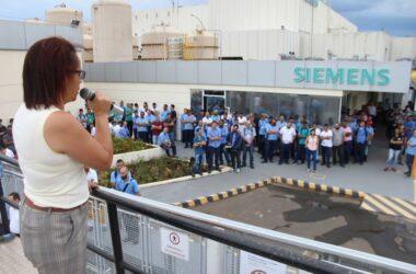 Siemens: Sindicato ressalta a importância das relações trabalhistas