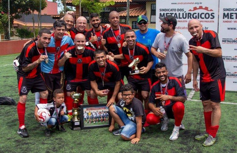 União Thyssenkrupp Forjaria vence a Dana e leva o título do Campeonato 7Society 2018