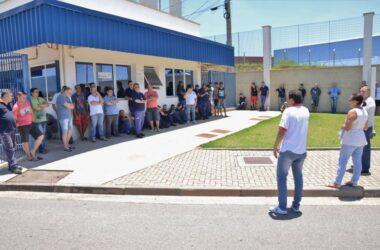 Sindicato realiza assembleia informativa na KSB Jundiaí
