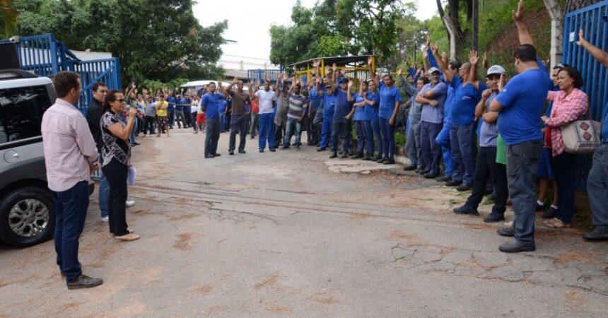 Trabalhadores da Proturbo aprovam proposta de PLR