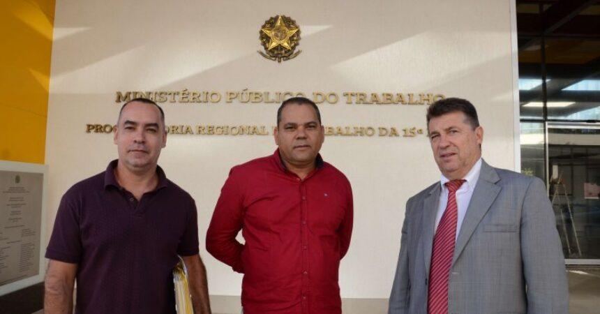 EBF Vaz: Sindicato exige resolução de impasses no Ministério Público