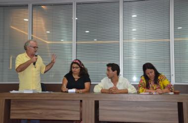 Debate sobre regulação da mídia reúne ativistas no Sindicato