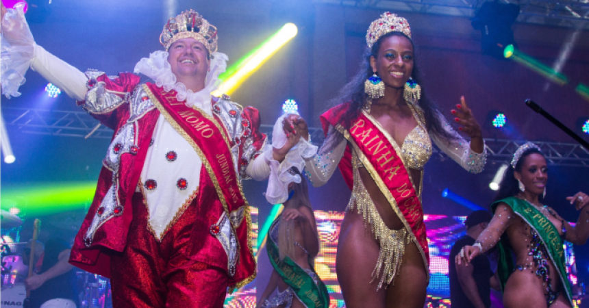 Corte da Alegria de Jundiaí prestigia o CarnaMetal 2015