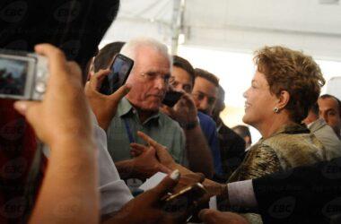 Para Dilma, terceirização não pode comprometer direitos dos trabalhadores