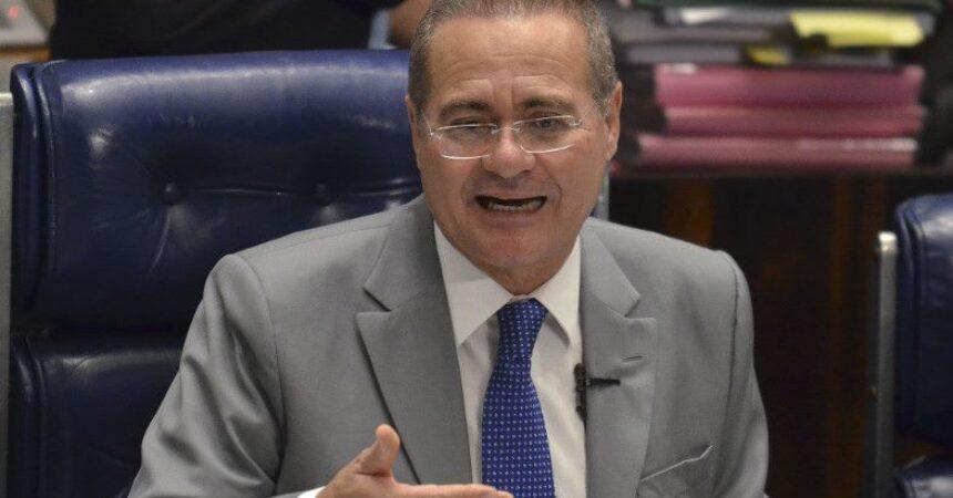 Renan Calheiros diz que regulamentar a atividade-fim é retrocesso