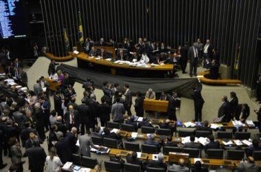Câmara concluiu votação da pensão por morte e auxílio-doença