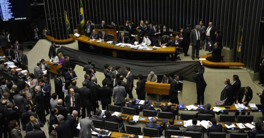 Em Brasília, diretores do Sindicato acompanham votação de medidas provisórias pelo Senado