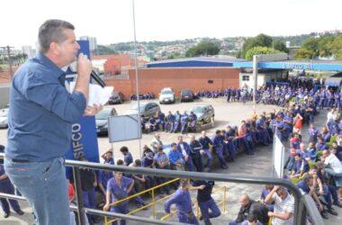 Presidente se reúne com trabalhadores para esclarecer situação da Sifco