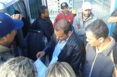 Após paralisação EBF Vaz promete acertar pendências com demitidos