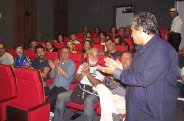 Lançamento de Morra.com lota CineArte