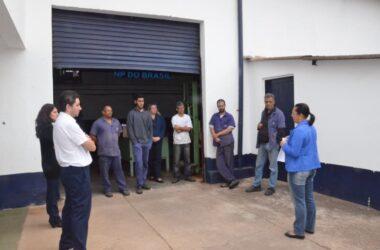 Proposta do Sindicato garante empregos na NP do Brasil