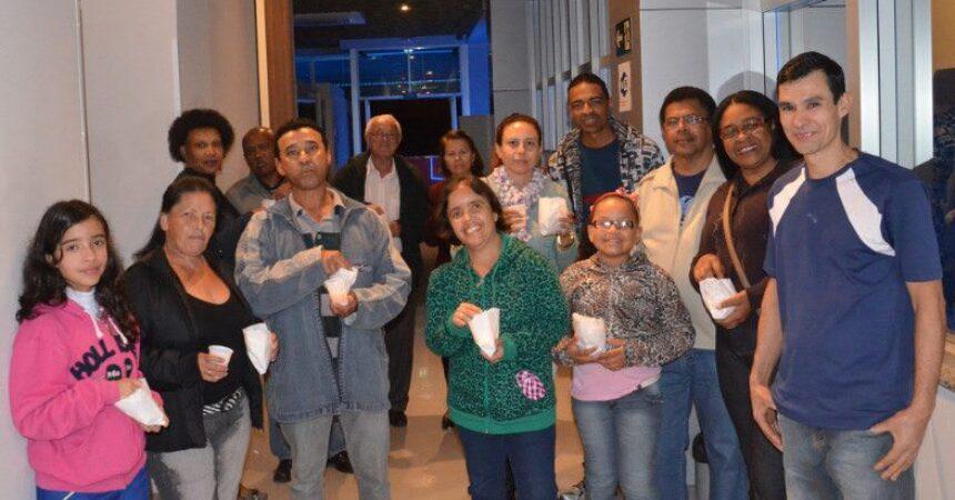 Mais um sábado de sucesso na Sessão dos Trabalhadores do CineArte