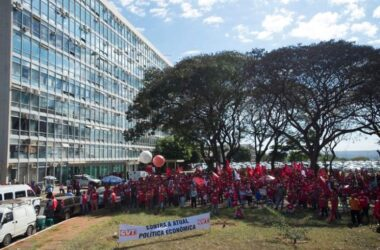 Centrais sindicais criticam aumento da taxa básica de juros
