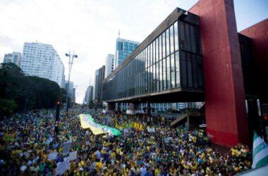 Para governo, manifestações ocorreram dentro da normalidade democrática