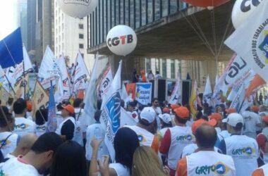 Ato em defesa da indústria e do emprego mobiliza mais de 5 mil em São Paulo