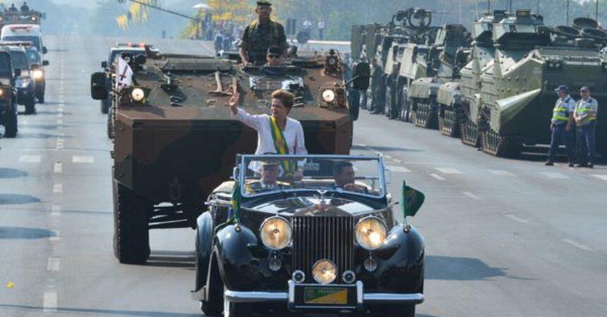 """Dilma diz que medidas são necessárias para  """"pà´r a casa em ordem"""""""