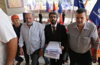 Sindicatos entregam pauta de reivindicações à Fiesp