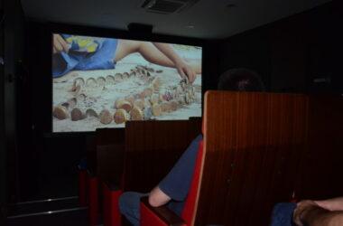 """""""Território de Brincar"""" foi destaque no CineArte neste sábado"""