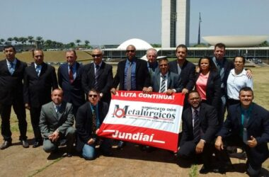 Em Brasília, sindicalistas acompanham instalação da Comissão que debaterá financiamento sindical