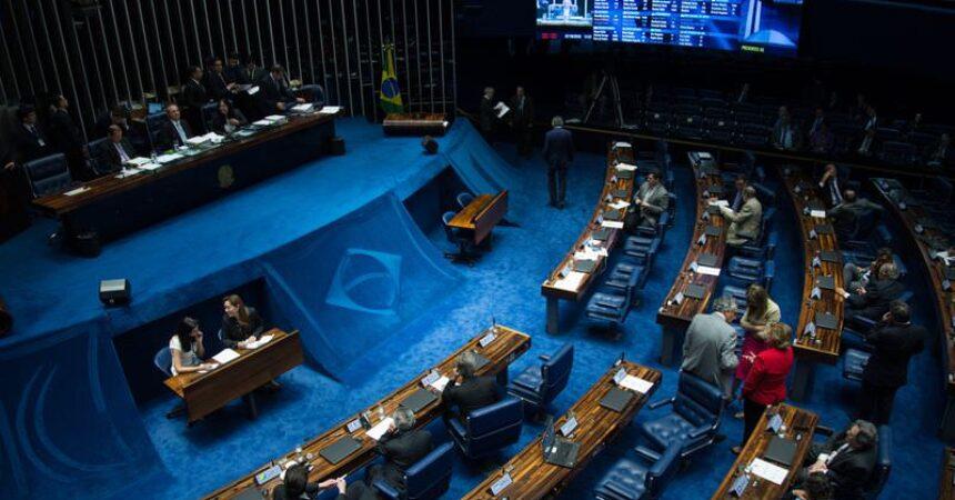 Senado aprova regras para aposentadoria