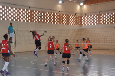 Domingo repleto de Voleibol no Clube de Campo