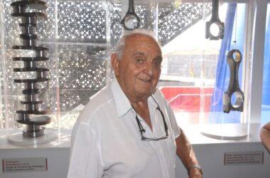 Museu do Sindicato recebe a visita de Osvaldo Galli