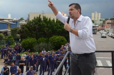 Campanha Salarial foi  assunto de assembleia na Sifco