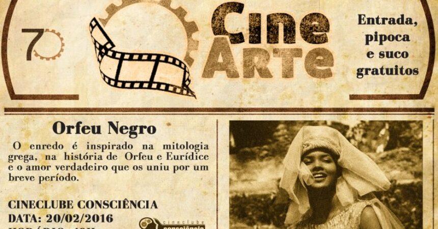 "CineArte: CineClube exibe o clássico ""Orfeu Negro"""