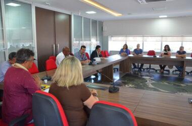 Plano Diretor foi assunto em reunião sindical