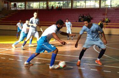 Confira os resultados do Torneio de Futebol de Salão