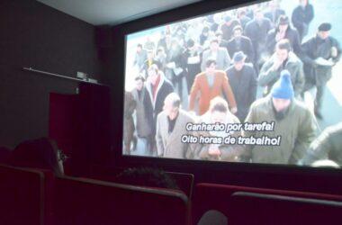 Militância trabalhista foi assunto no CineClube